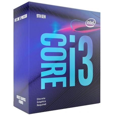 CPU INTEL Desktop Core i3 9100F 3.6GHz S1151