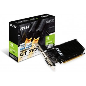 MSI nVidia GeForce GT710 2Gb LP