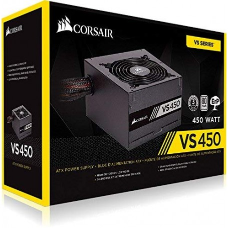 Corsair Alimentatore VS450 450W 80Plus