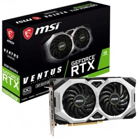 MSI GeForce RTX 2060 Super Ventus 8GB