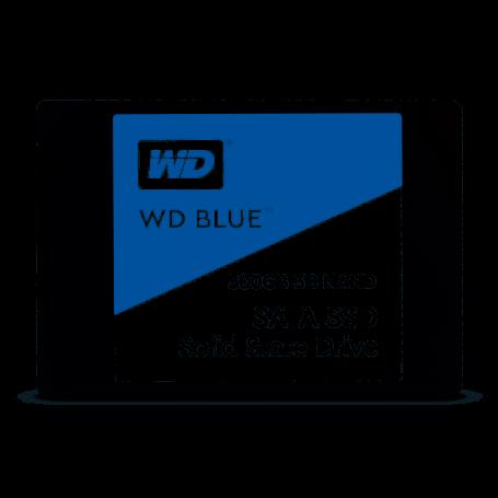 Wd SSD 500Gb Blue 3D nand