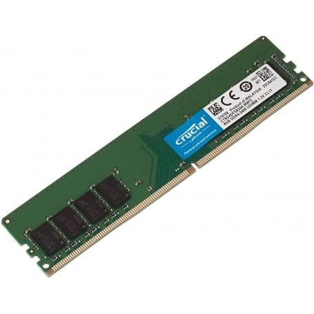 Crucial DDR4 8Gb 2400Mhz