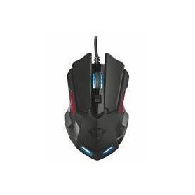 Mouse TRACKING Gaming Grigio cavo 800 a 3200 DPI regolabili, 8 tasti -Illuminazione LED