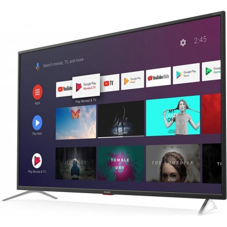 SHARP ITALIA SMART TV COLOR AQUOS 65BL5EA - 65 pollici 4K 3HDMI ANDROID 9.0 Black
