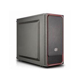 Cooler Master Case MasterBox E500L Red