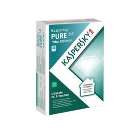 Kaspersky Antivirus PURE 3Utenti/1Anno