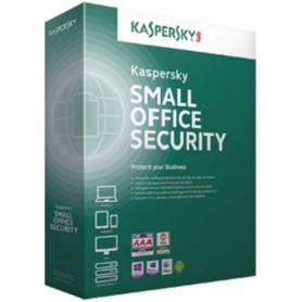 Kaspersky Small Office Security 2016 1 Anno, 5 PC + 1 Server + 5Mobile
