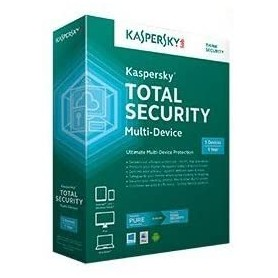 Kaspersky Total Security Multi Device 2016 1 Utente 1 Anno