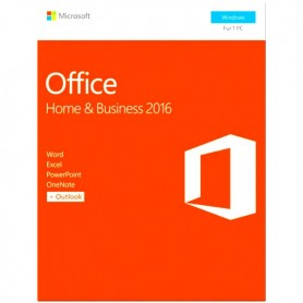 Microsoft Office 2016 Home & Business Ita Box