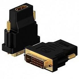 Adattatore HDMI femmina - DVI-D 24+5 Femmina