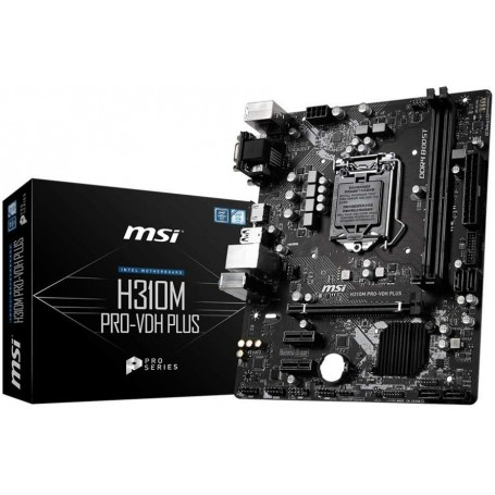 MSI Mb H310M PRO-VDH PLUS